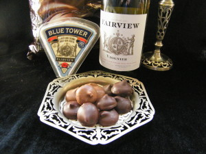 Blue Tower & Fairview Viognier